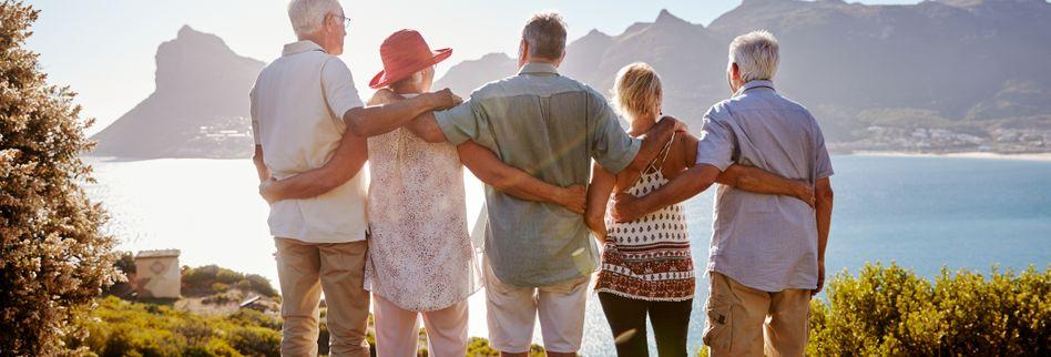 Seniorenreisen: 3 Möglichkeiten für Gruppenreisen