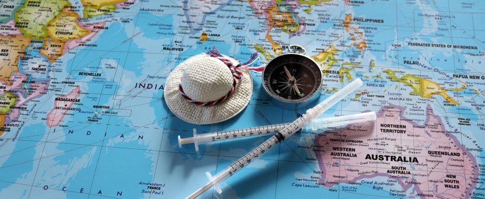 Reiseimpfung: Die 5 wichtigsten Impfungen
