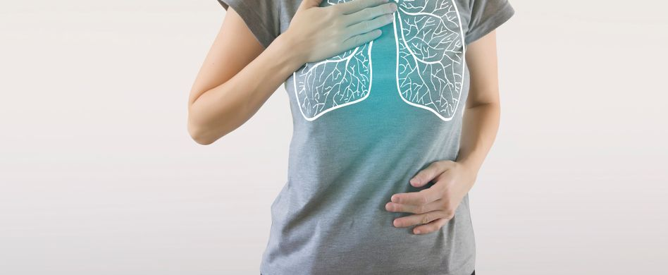 Lungenkollaps (Pneumothorax): Wenn die Lunge sich nicht mehr ausdehnen kann